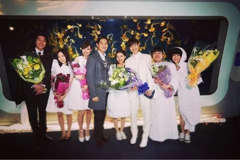 瀬戸康史「海月姫」終了に万感の思い「幸せをありがとう」