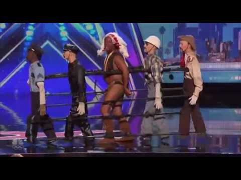 Christopher   YMCA   Americas Got Talent   June 28 2016   YouTube 00 02 40 00 07 28 00 00 42 00 02 2 - YouTube