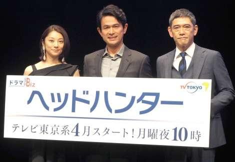 """江口洋介、テレ東ドラマ初主演 4月から""""月10""""枠新設"""