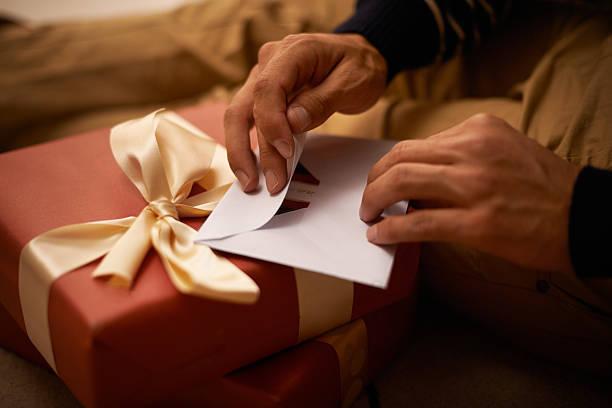 男性へのちょっとしたプレゼント