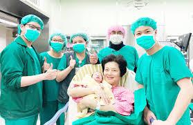 62歳で男児出産=自然分娩の台湾最高齢