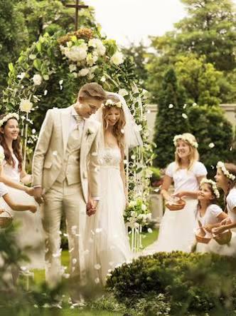 結婚式のBGM