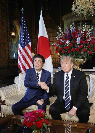 拉致問題を米朝会談で提起へ トランプ大統領が安倍晋三首相に確約 - ライブドアニュース