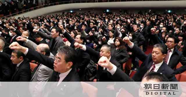 労組は「正社員クラブ」 非正規守らず、下がる組織率:朝日新聞デジタル