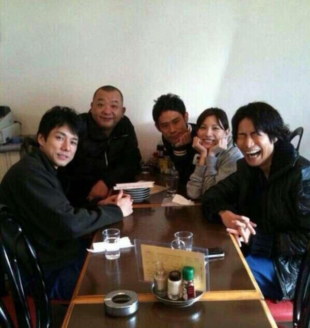 「チーム・バチスタ2」西島秀俊・木下隆行・伊藤淳史・戸次重幸でBBQ