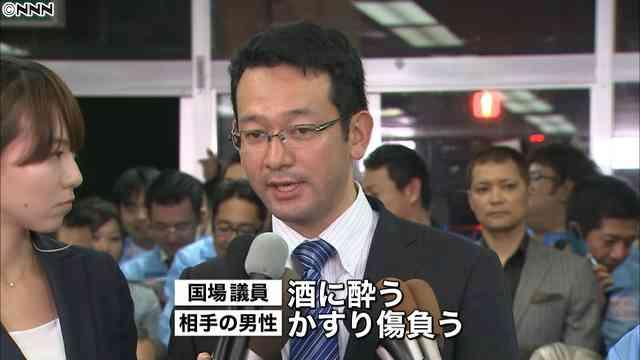 自民党副幹事長の国場幸之助議員 男性とトラブル、殴られるなどして大ケガ - ライブドアニュース