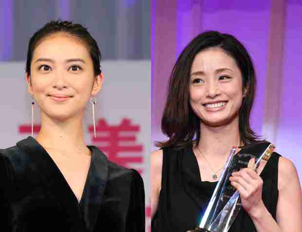 上戸彩、出産後初の連ドラ出演で気になる武井咲の復帰〈dot.〉(AERA dot.) - Yahoo!ニュース