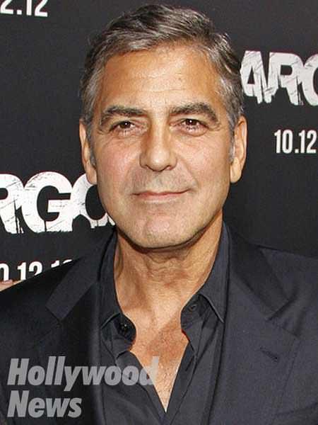 ジョージ・クルーニー、とんでもない場所をしわ伸ばし? | Hollywood News - ハリウッドニュース