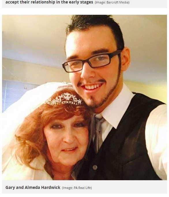 【海外発!Breaking News】「一目惚れだった」19歳男性、72歳妻との出会いから結婚までを語る(米)   Techinsight(テックインサイト) 海外セレブ、国内エンタメのオンリーワンをお届けするニュースサイト