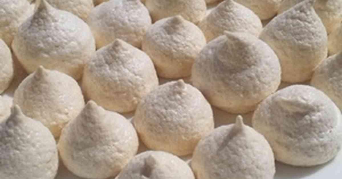 さくさくシュワ~な簡単メレンゲクッキー* by KOU* 【クックパッド】 簡単おいしいみんなのレシピが286万品