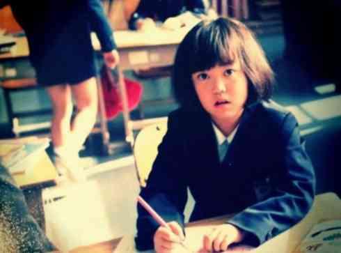 ニッチェ江上敬子、ストレートヘアな15年前の姿公開「若い!」「痩せてる!」