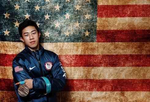 ネイサン・チェンがイェール大学に合格! フィギュアスケートと学業の両立を目指す(ELLEgirl) - Yahoo!ニュース