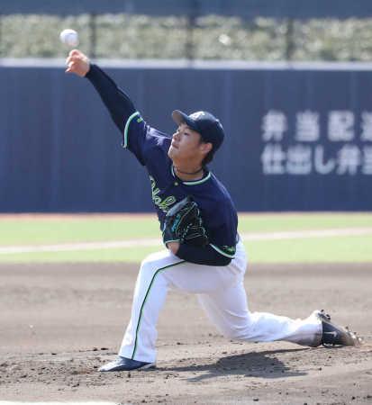 ライアン小川 2軍戦で復帰も2回途中6失点「直球は良かった」 (スポニチアネックス) - Yahoo!ニュース