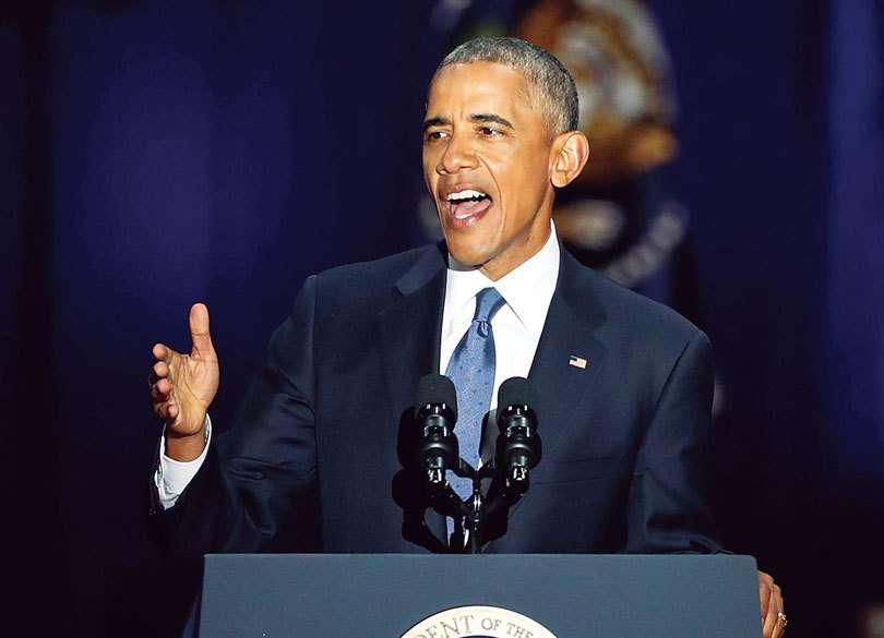 さようなら、オバマ「あなたは史上最悪の爆弾魔でした」 | プレジデントオンライン | PRESIDENT Online