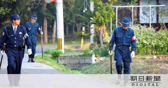 容疑者は19歳、異例の実名公表 各社対応は 警官射殺:朝日新聞デジタル