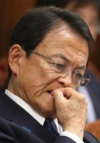 【財務次官セクハラ疑惑】麻生太郎財務相「申し出てこないとどうしようもない」(1/2ページ) - 産経ニュース