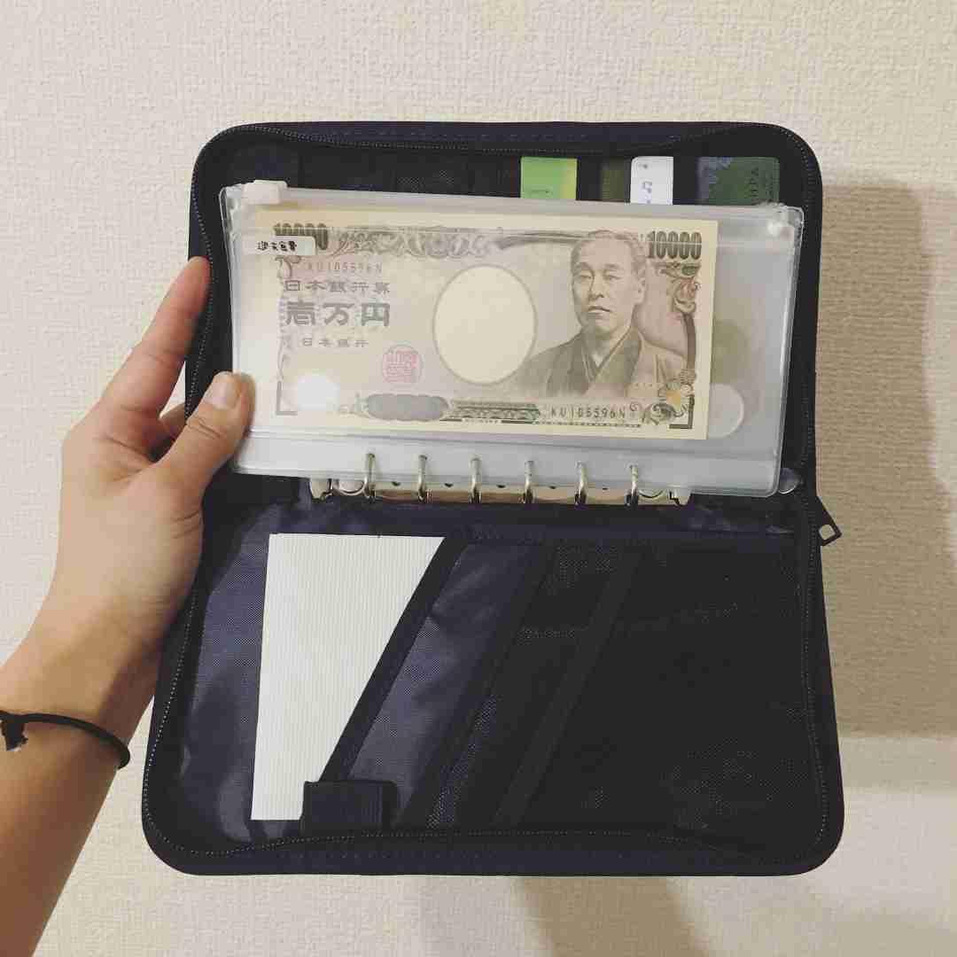 無印のパスポートケース、「別の使い道」で人気爆発してる。
