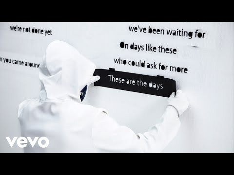Avicii - The Days (Lyric Video) - YouTube