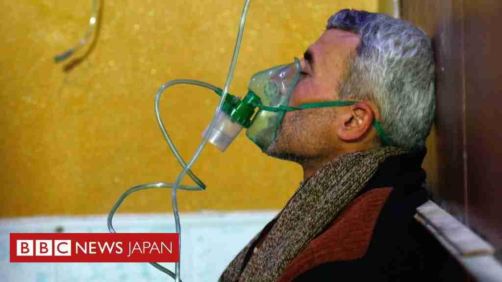 北朝鮮、シリアに化学兵器の製造部品を提供=国連報告書 - BBCニュース
