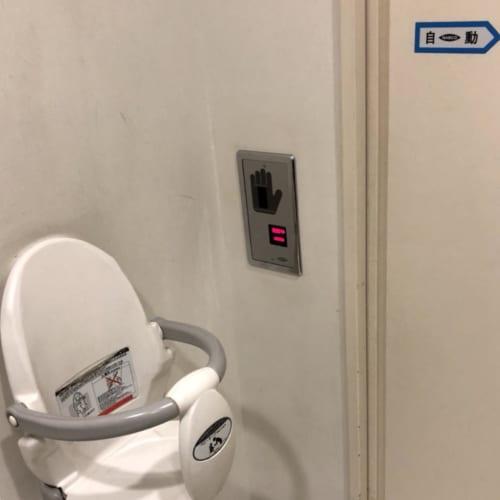 育児経験者らが衝撃を受けた「やな予感しかしないトイレ」