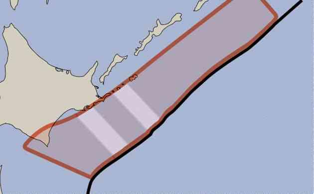 北海道沖で超巨大地震の可能性、30年内の確率7~40%  :日本経済新聞