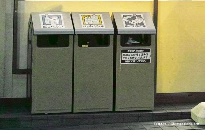 「こんなヒドい人、いるの?」コンビニのゴミ箱に『貼り紙』、その内容に悲しくなる