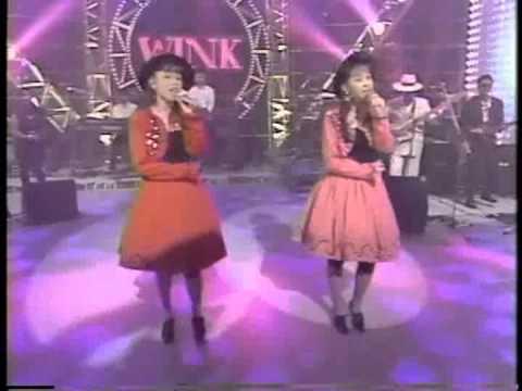 WINK メドレーSugar Baby Love~背中まで500マイル~淋しい熱帯魚 - YouTube
