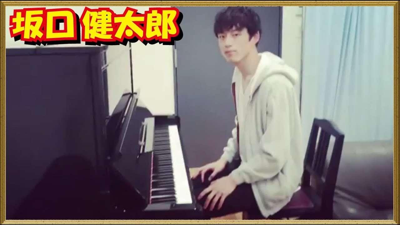 【映像】ドラマシグナルの坂口健太郎が1カ月間ピアノを練習した結果が・・・。kentaro sakaguchi plays the piano - YouTube