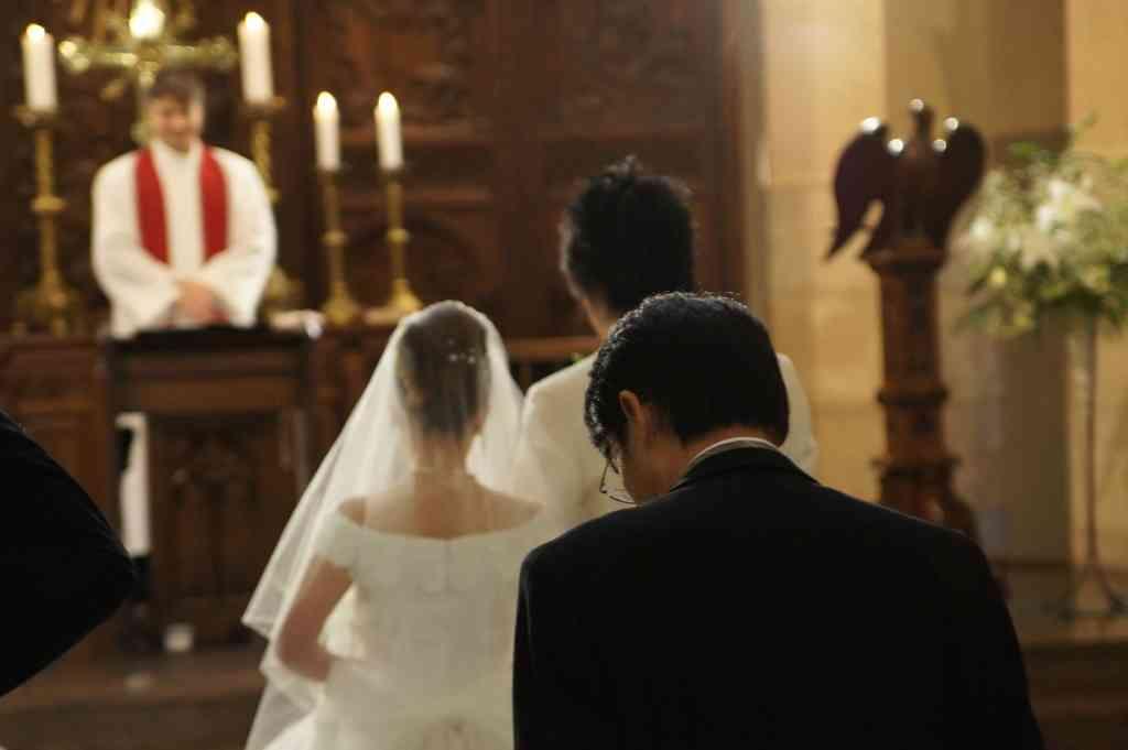 何歳で結婚しましたか?