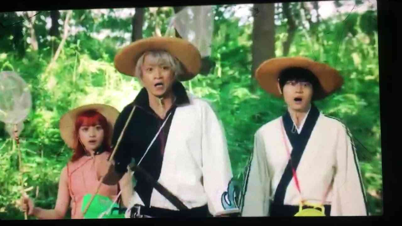 『映画銀魂』おもしろシーンPart7 - YouTube