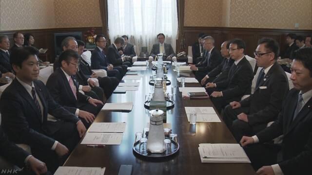 衆議院議運 小野寺防衛相の訪米了承されず   NHKニュース