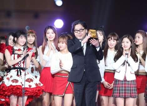 AKB48×PRODUCE101=「PRODUCE48」 秋元康氏が韓国アイドル選抜番組とタッグ   ORICON NEWS