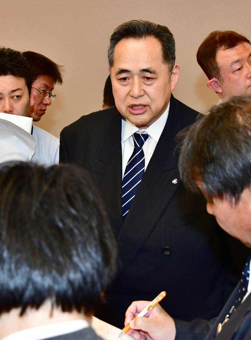 相撲協会「土俵と女性」28日に臨時理事会を開催