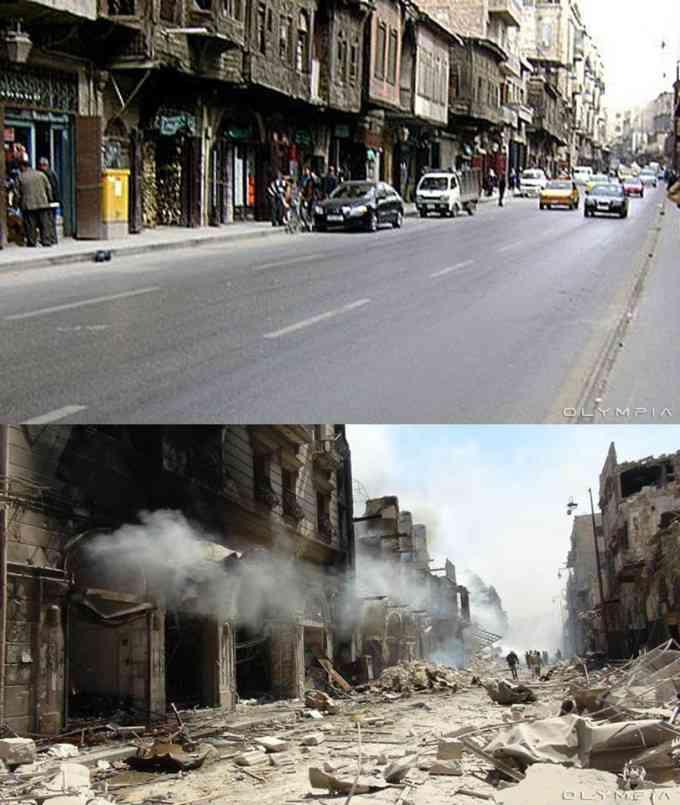 トランプ大統領、シリア政権への攻撃命じる