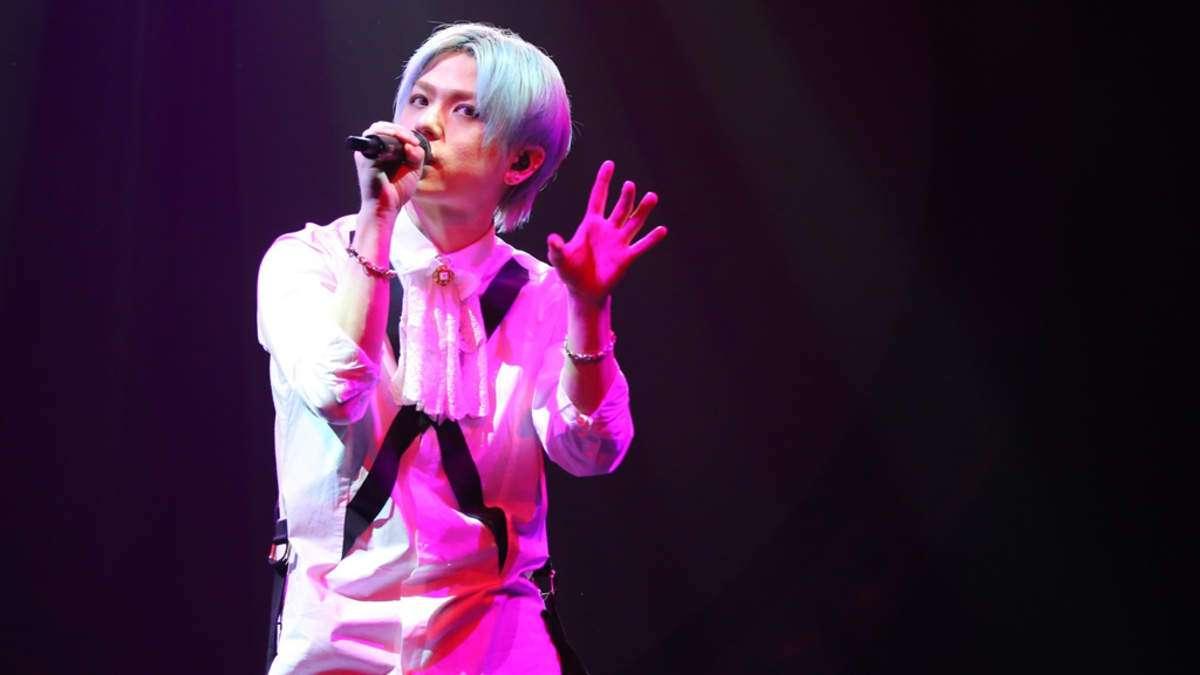 Shuta Sueyoshi(AAA)、初の武道館でツアーファイナル。新曲も初披露 | BARKS