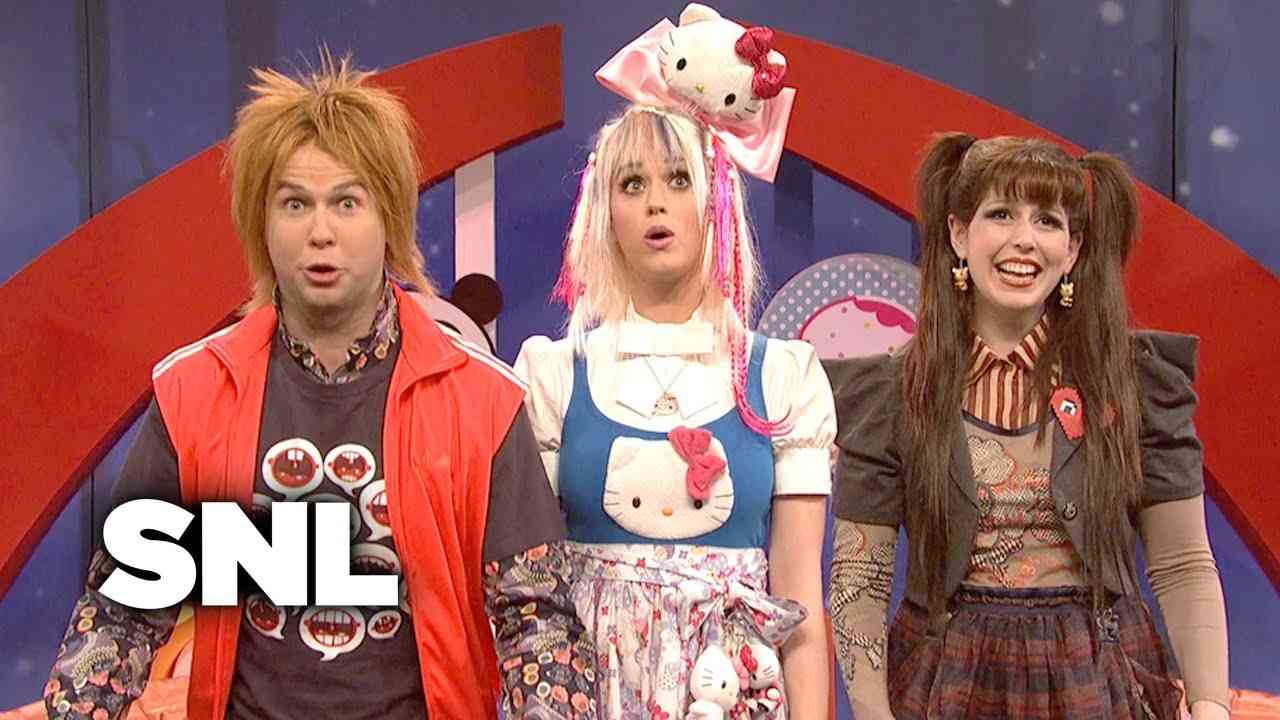 J-Pop Talk Show: Japanese Culture Enthusiasts - Saturday Night Live - YouTube