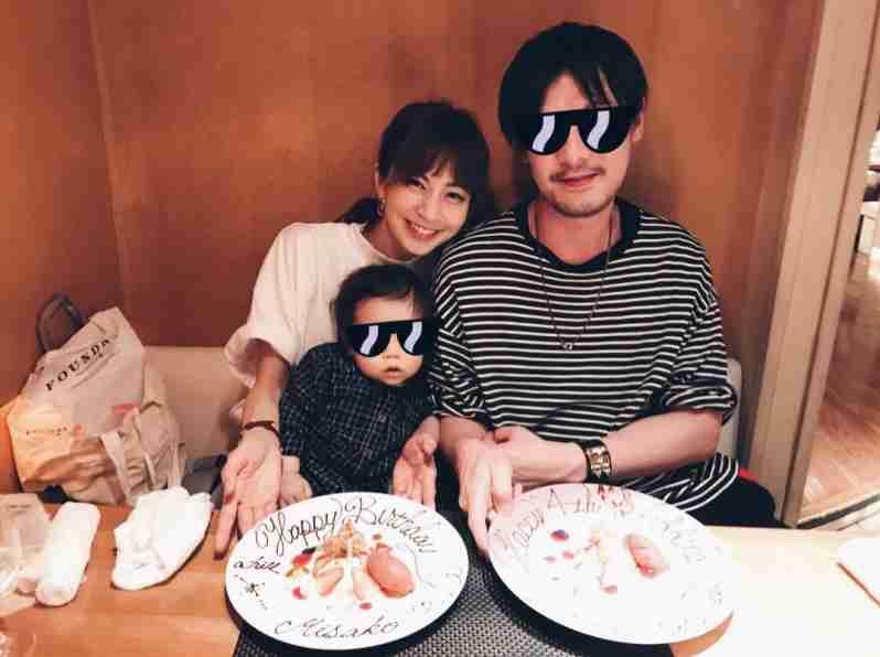 安田美沙子、誕生日ディナーで夫に感謝「忙しい最中、パパありがと!」 | AbemaTIMES