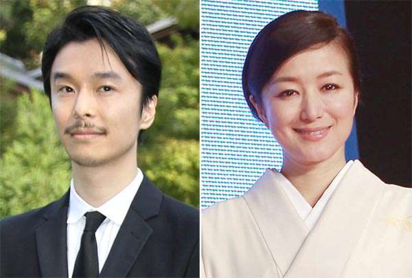 大河主役で機は熟した? 長谷川博己&鈴木京香の結婚Xデー