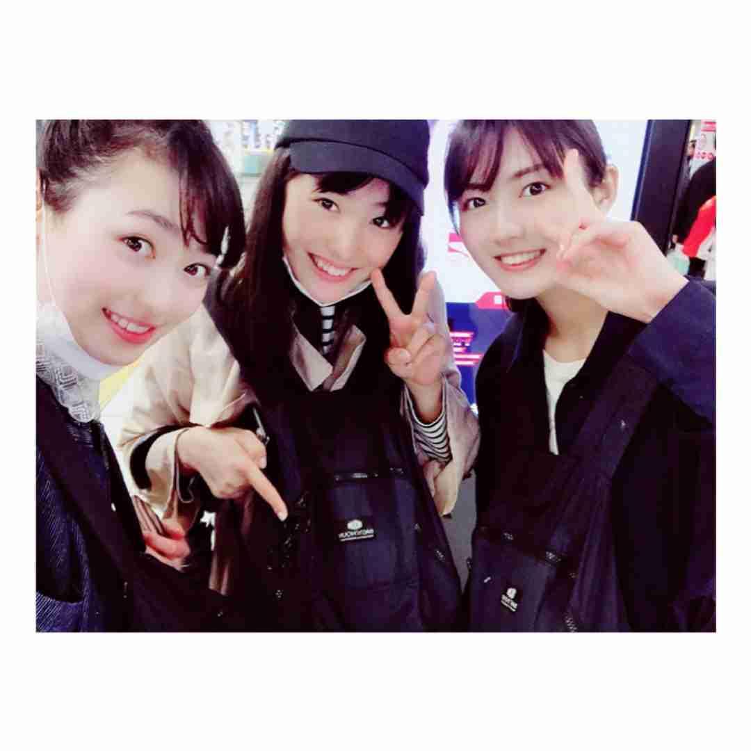 """大友花恋 on Instagram: """"なんとお揃い♡仲良しなもんで。#そして#今夜はくらかれ!"""""""