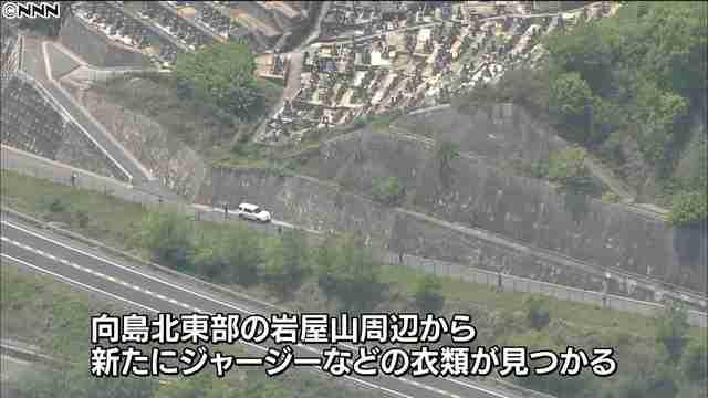 愛媛県の刑務所施設からの脱走事件 新たに衣類が見つかり調査 - ライブドアニュース