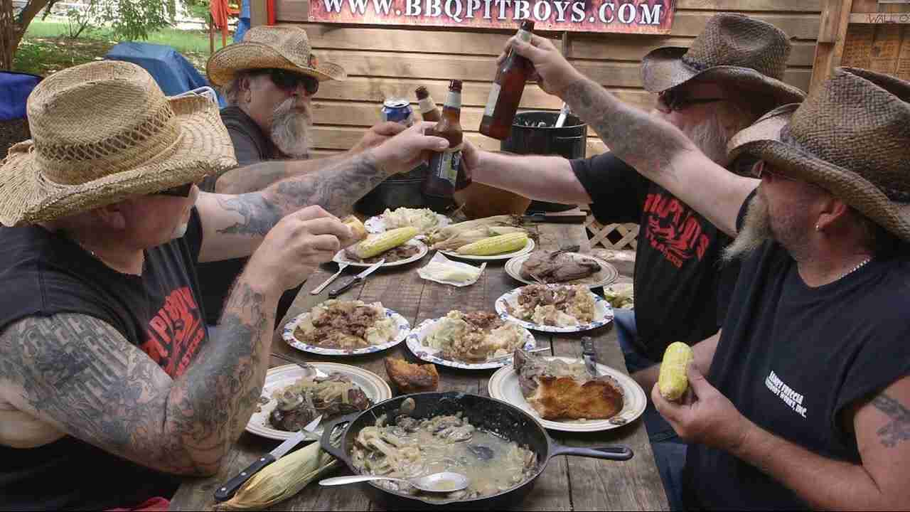 Steak and Bourbon Gravy by the BBQ Pit Boys - YouTube
