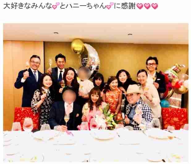 神田うの、43歳の誕生日サプライズに大号泣! 夫とのキス写真に「今回は記憶あり」