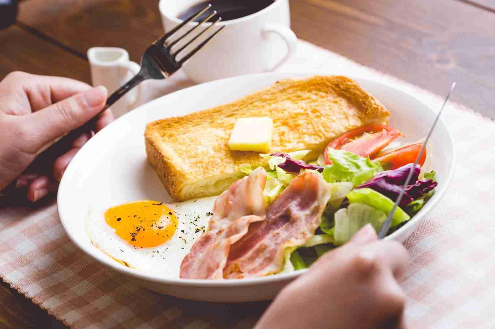 共働き夫婦、旦那のみ仕事の日の朝食やお弁当
