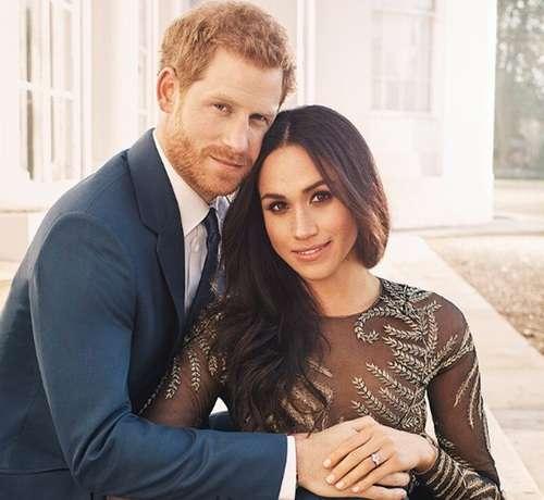 ヘンリー王子婚約写真のドレスに非難囂々   Narinari.com