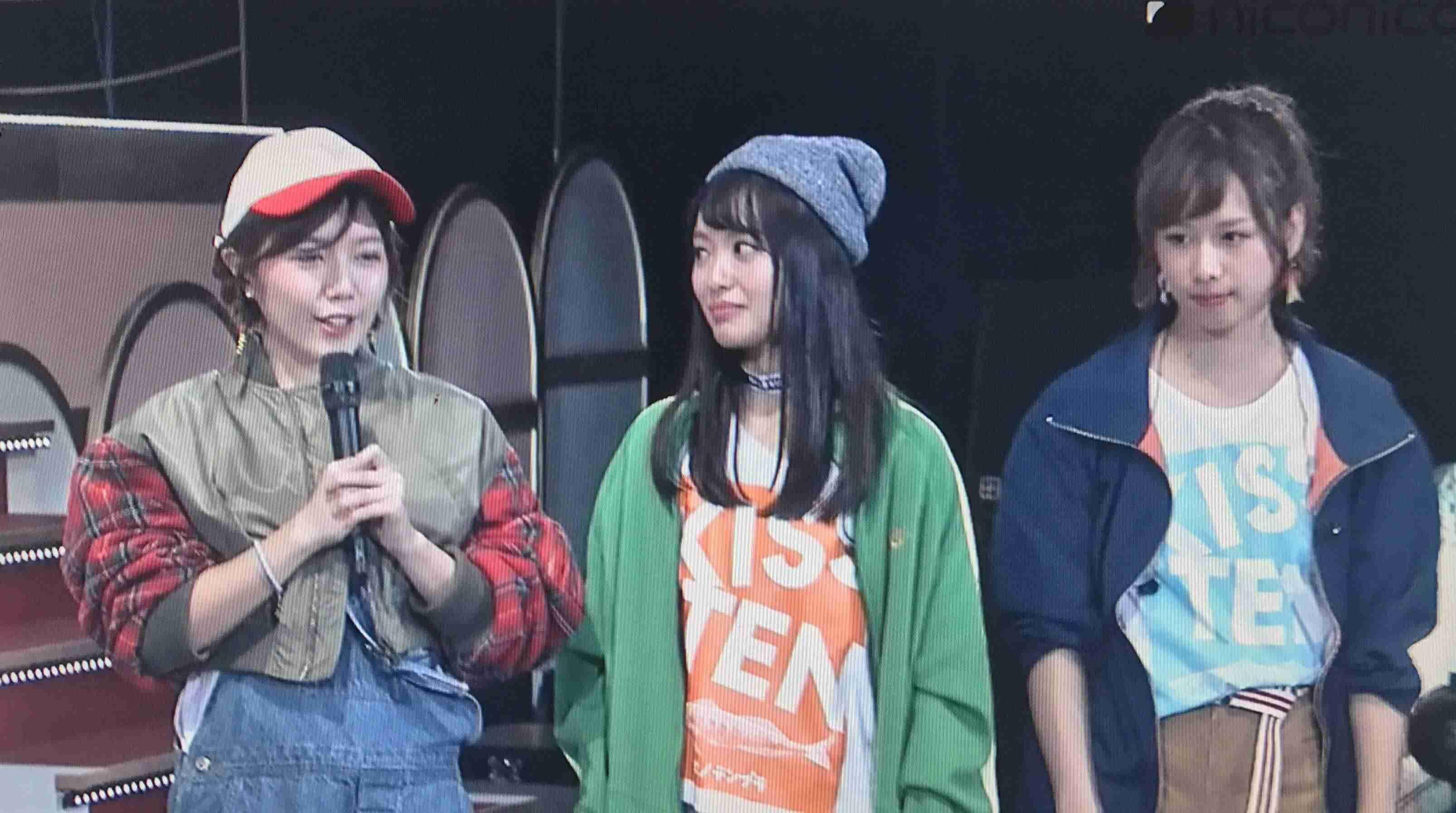 【NGT48】 北原里英が問題発言 「 今まで後輩に席譲りまくってきましたから」 w w w | AKB48とかまとめぐちゃん