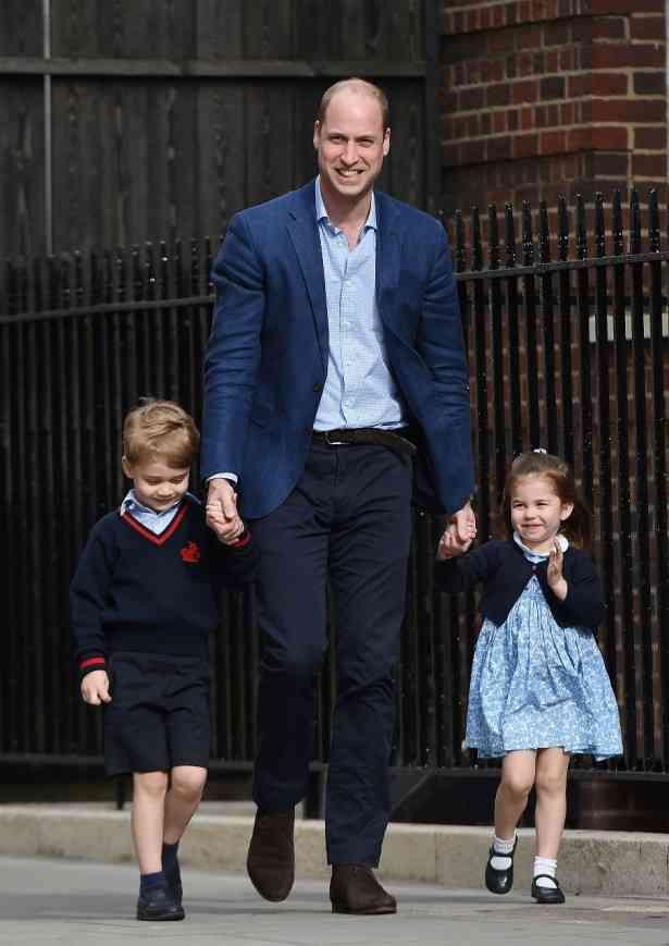 2歳のシャーロット王女、完成度の高いロイヤル所作にネット騒然!