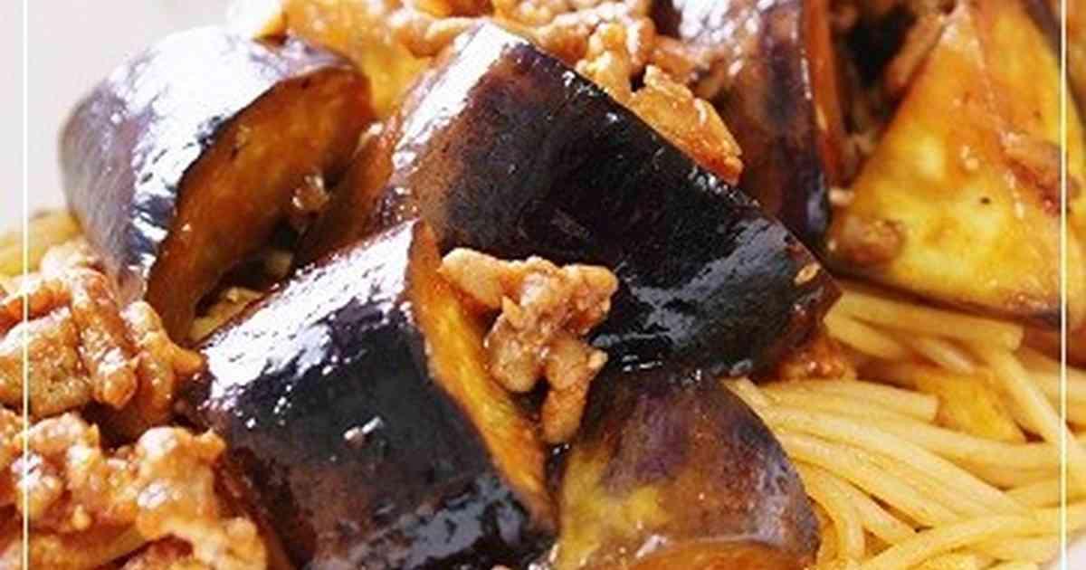 極ウマ♡ナスとひき肉のボロネーゼ風パスタ by なないく 【クックパッド】 簡単おいしいみんなのレシピが287万品