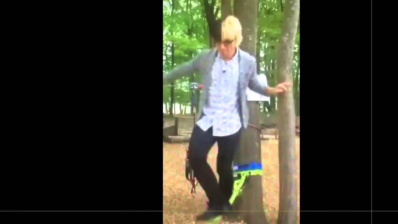 NHKプロフェッショナル   私の流儀 「歌広場淳」 - YouTube