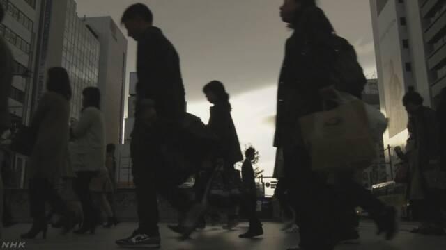 暮らし向き「ゆとりなくなってきた」増加 | NHKニュース