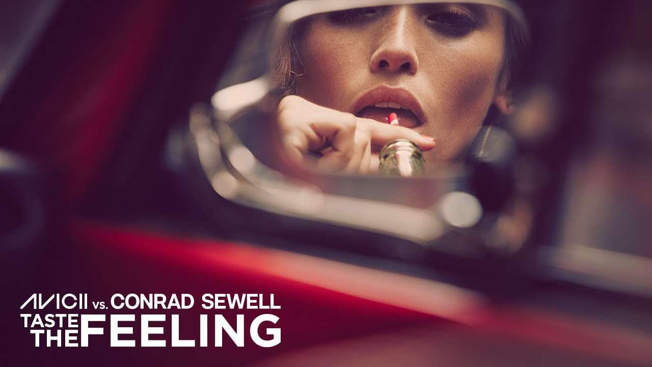 Avicii vs. Conrad Sewell - Taste The Feeling - YouTube